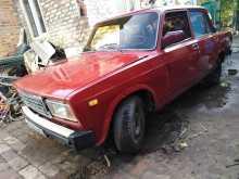 Острогожск 2105 1992