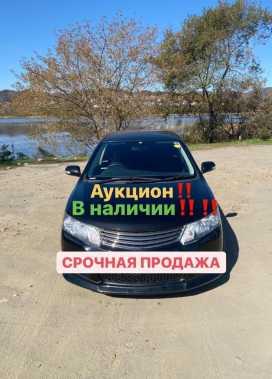 Владивосток Allion 2007