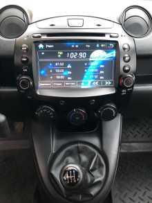 Кремёнки Mazda2 2008