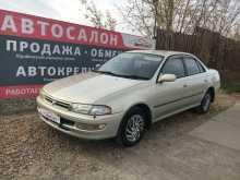 Шадринск Carina 1996