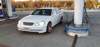 Тюмень GS400 1998