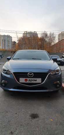 Омск Mazda3 2015