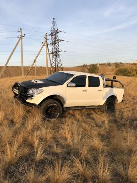 Волгоград Hilux Pick Up 2011