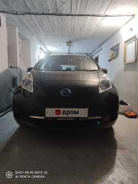 Иркутск Nissan Leaf 2013