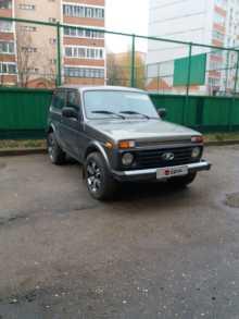 Александров 4x4 2121 Нива 2018