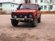 Москва 4x4 2121 Нива 1982