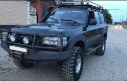 Грозный Land Cruiser 1995