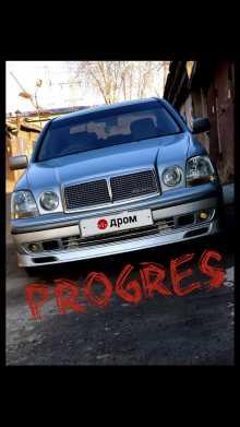 Иркутск Progres 2001