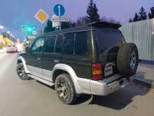 Омск Pajero 1996