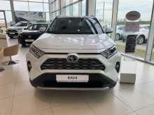 Калуга Toyota RAV4 2020