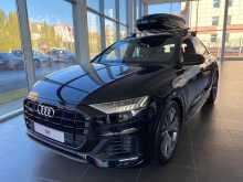 Липецк Audi Q8 2019