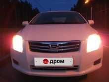 Екатеринбург Corolla Axio 2009