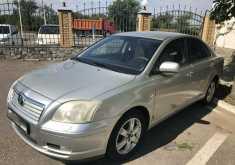Лермонтов Avensis 2003