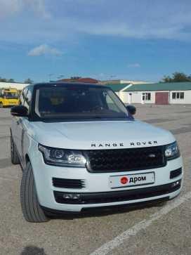 Евпатория Range Rover 2015
