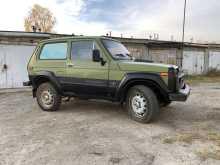 Челябинск 4x4 2121 Нива 1983