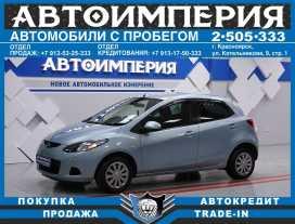 Красноярск Mazda Demio 2009