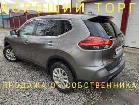 Новосибирск X-Trail 2018