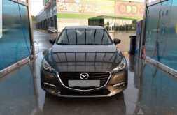 Новосибирск Mazda3 2017
