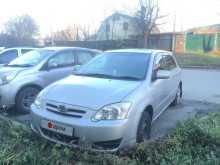 Новосибирск Corolla Runx 2005