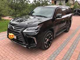 Хабаровск Lexus LX450d 2018