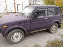 Пенза 4x4 2121 Нива 2002
