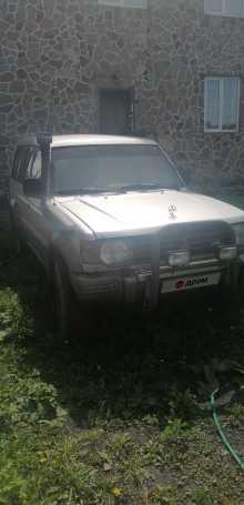 Новокузнецк Pajero 1990