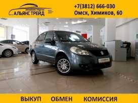 Омск SX4 2007