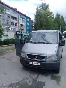 Горно-Алтайск Movano 2001