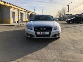 Иркутск Audi A8 2012