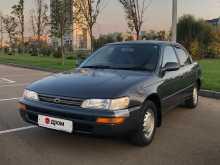 Краснодар Corolla 1991