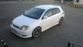 Новосибирск Corolla Runx 2003