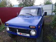 Данилов 4x4 2121 Нива 1980