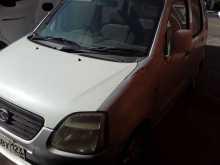 Краснодар Wagon R Plus 2001