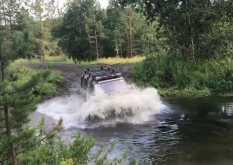 Берёзовский Land Cruiser 1991