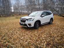 Челябинск Forester 2019