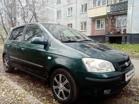 Новокузнецк Hyundai Getz 2004