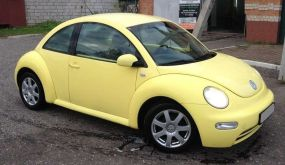 Ленинск-Кузнецкий Beetle 1999