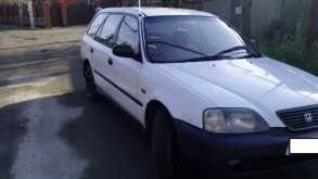 Новосибирск Partner 1997