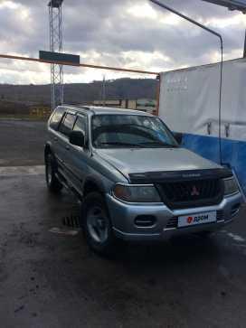 Горно-Алтайск Montero Sport 2000