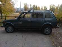 Тольятти 4x4 2131 Нива 2010