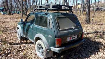 Лесозаводск 4x4 2121 Нива 2008
