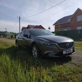Хабаровск Mazda6 2017