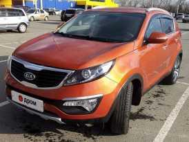 Омск Kia Sportage 2012