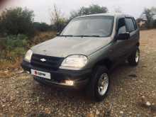 Курганинск Niva 2001