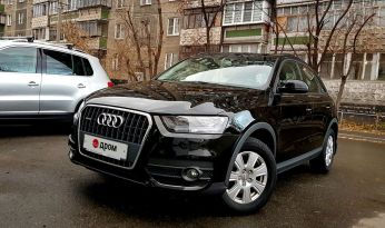 Челябинск Audi Q3 2013