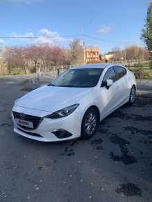 Тюмень Mazda3 2015