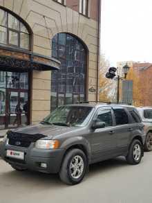 Новосибирск Escape 2003