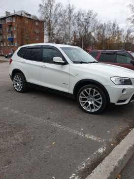 Прокопьевск BMW X3 2012