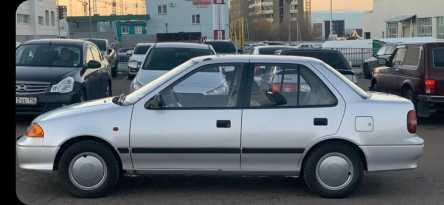 Казань Swift 2001