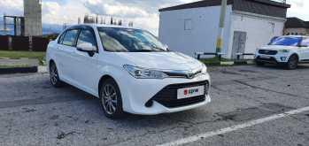 Новороссийск Corolla Axio 2016